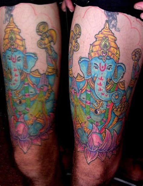 Ganesha Tattoo La Ink | ganesh tattoo ganesh tattoo meaning tattoo tattoos