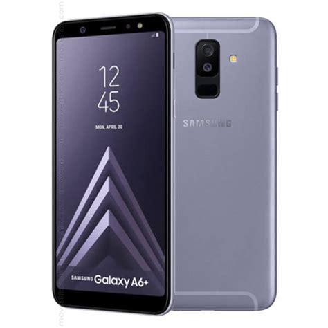 P Samsung A6 Samsung Galaxy A6 Plus 2018 Dual Sim In Lila Mit 32gb Und 3gb Ram 8801643330118 Movertix
