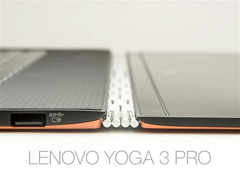 Lenovo Pro 3 lenovo reveals thinner and lighter 3 pro the