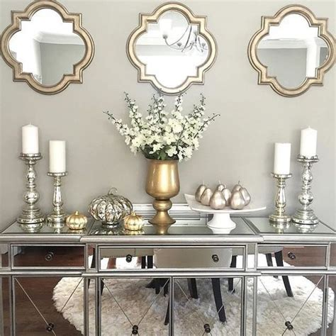 Silver And Gold Home Decor 7 Decor Ideas To Transition Your Home From Summer To Fall