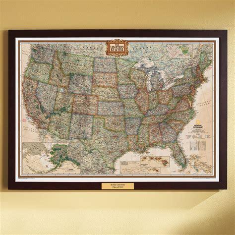 map usa framed map usa framed arabcooking me