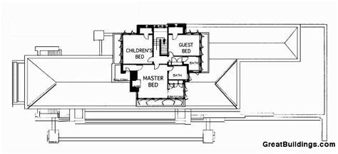 Robie House Floor Plan by Gallery Of Ad Classics Frederick C Robie House Frank