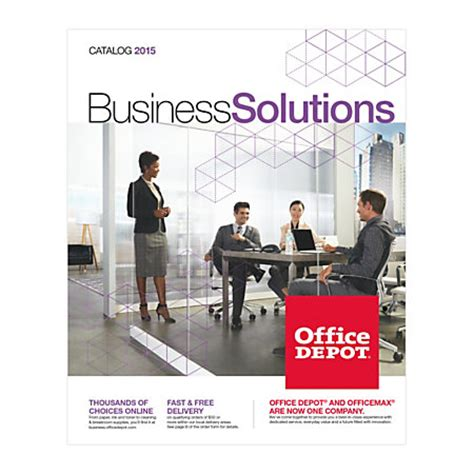 Office Depot Busines by Office Depot Business Solutions Division Catalog Bsd25 Jan