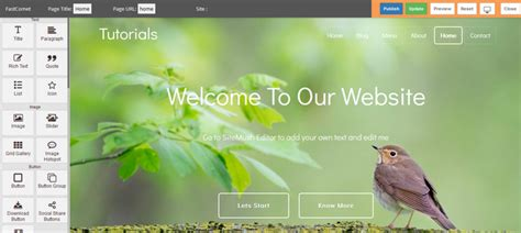 tutorial website builder website builder tutorial and how tos for beginners fastcomet