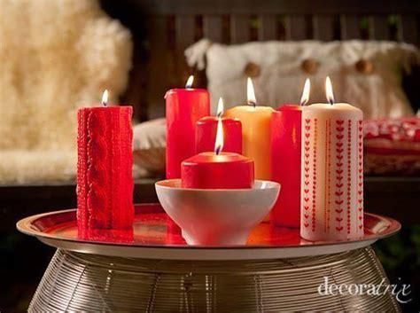 decorar velas para navidad ideas para decorar el exterior en navidad