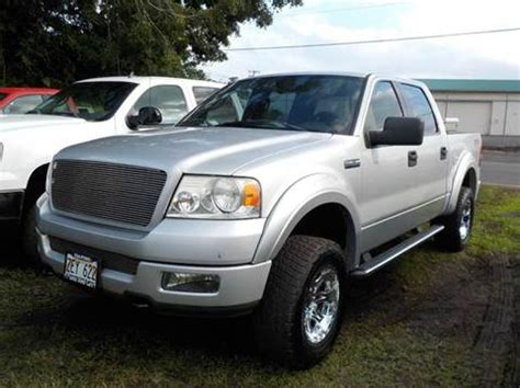 Ford Hilo Used Ford Trucks For Sale Hilo Hi Carsforsale