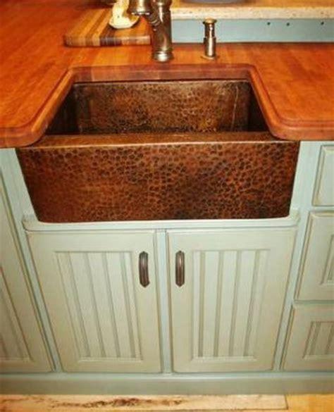 32 inch farmhouse sink interior hammered copper farmhouse sink bathroom