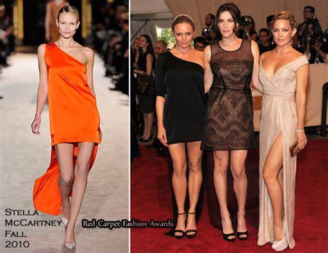In Kate Hudsons Closet Stella Mccartney by 2010 Met Costume Institute Gala Carpet Stella