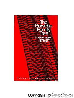 porsche family tree porsche parts the porsche 174 family tree guide booklet