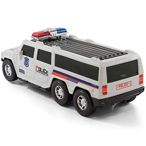 cars with lights and sirens bump and go car kidsthrill suv with lights