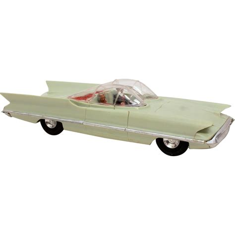 modelle futura 1956 lincoln futura concept car plastic model by revell