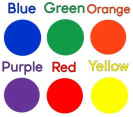 learning colors printables myideasbedroom