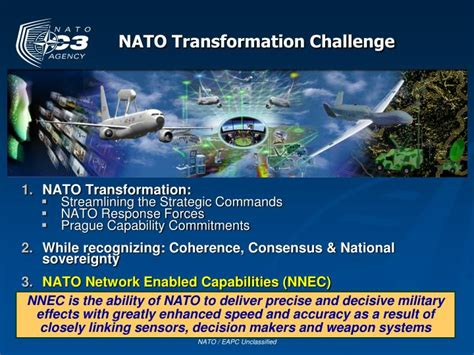 the transformation challenge a new approach to winning in business and books ppt nato s approach to enterprise architecture