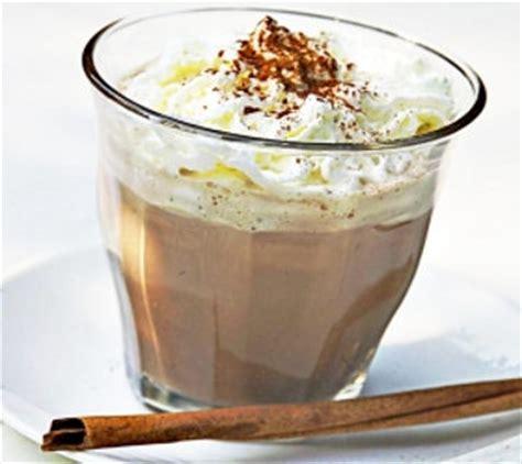 Minuman Coffee Toffee resep dan cara membuat cinnamon chocolate kumpulan resep