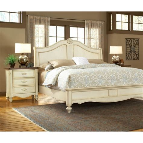 Sleigh Bed Comforter Set by Chateau 3 Bedroom Set With Sleigh Bed Dcg Stores