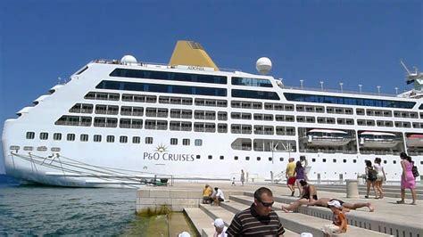p and o adonia pictures rrontv presents p o cruises mv adonia youtube