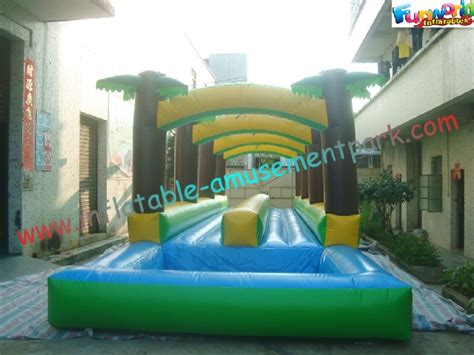 backyard blow up water slides residential blow up slip and slide outdoor small