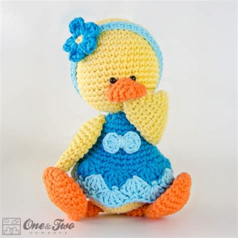 amigurumi pattern duck duck lovey and amigurumi crochet patterns pack