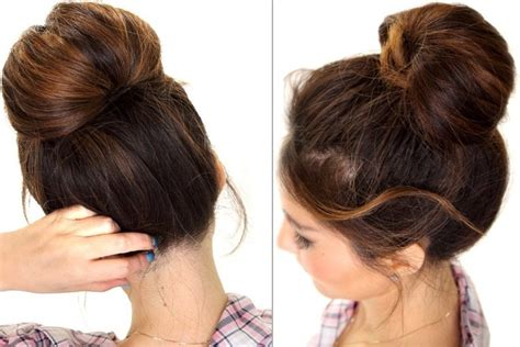 cute hairstyles greasy hair oily hair bun hairstyles now it s pretty easy to hide