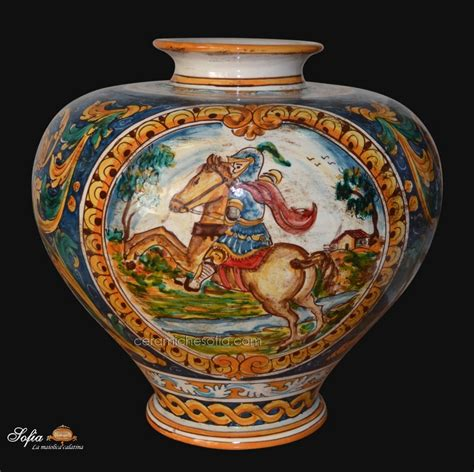 vasi di caltagirone 14 oc037a vasi in ceramica di caltagirone ceramiche