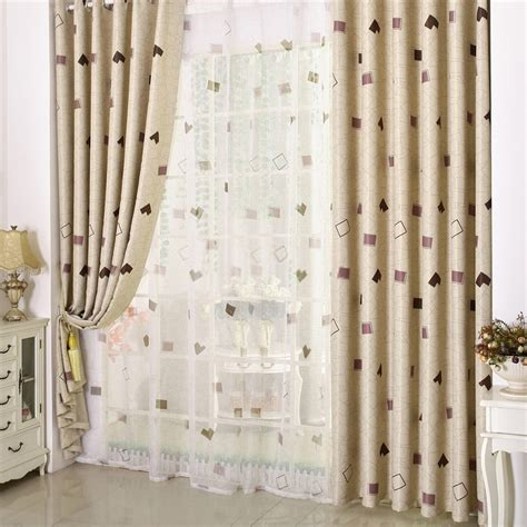 modern patterned curtains contracted and contemporary patterned blackout curtains
