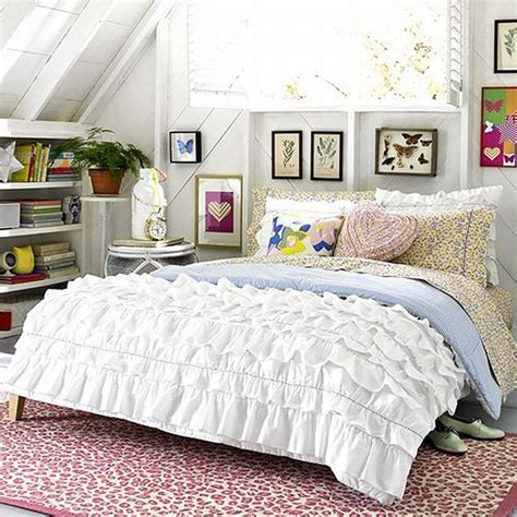 teenage bed sets teen vogue secret garden 100 cotton full sheet set yellow