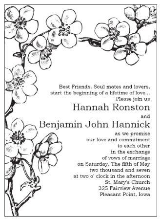 Free Printable Wedding Invitations Templates Invitations Templates Free Printables