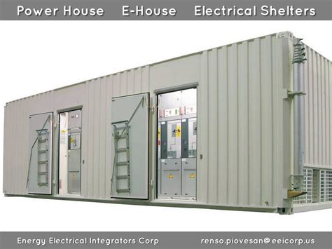 shelters electricos electrical shelters by p l