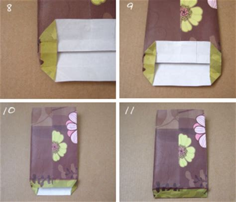 How To Make Your Own Paper Bag - simple paper bags bloomize
