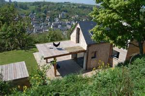 small stone cottage house plans a tiny stone cottage brought back to life in normandy