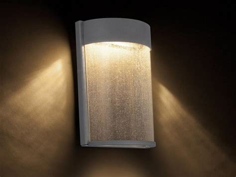 contemporary outdoor wall lights with pir modern
