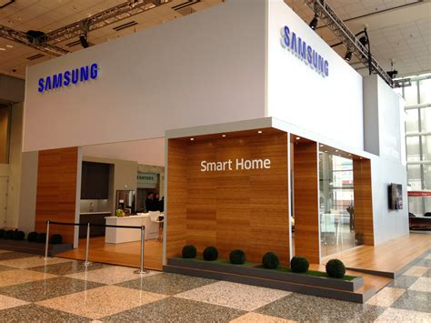 inside the smartthings powered samsung smart home