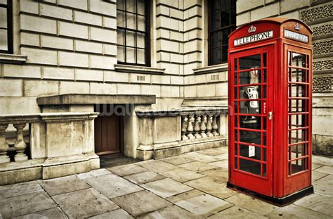 Uk Wall Murals telephone box london wallpaper wall mural wallsauce