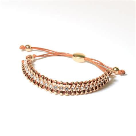 Luxe Jewels by Jewels Leather Bracelet Luxe Luxe