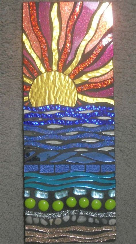combined   stained glass glitter glass