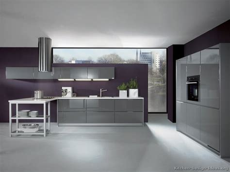 modern grey kitchen cabinets pictures of kitchens modern gray kitchen cabinets kitchen 4