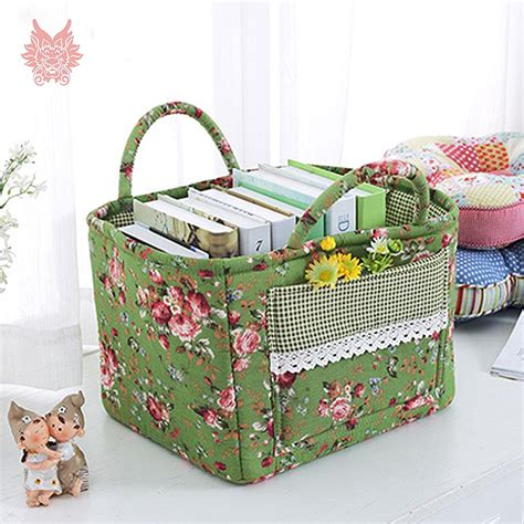 Patchwork Basket - popular patchwork fabric basket buy cheap patchwork fabric