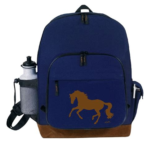 Horse Bedroom Ideas suede lila horse backpack filly and co