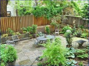 Small Backyard Ideas No Grass Exellent Back Garden Ideas No Grass And More On Front Yard 0 In Decorating