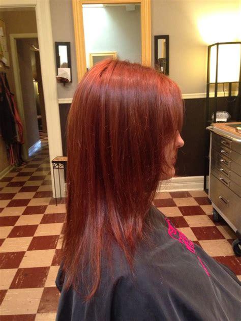 koleston perfect hair dye color red head red hair color from wella koleston perfect