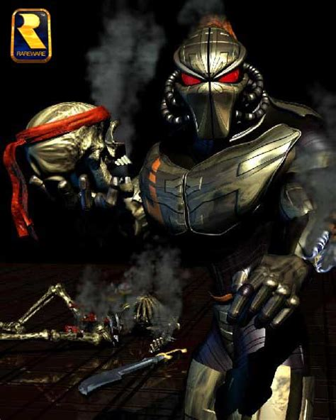 killer instinct fulgore fulgore character bomb
