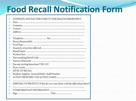 product recall plan template product recall process flowchart create a flowchart