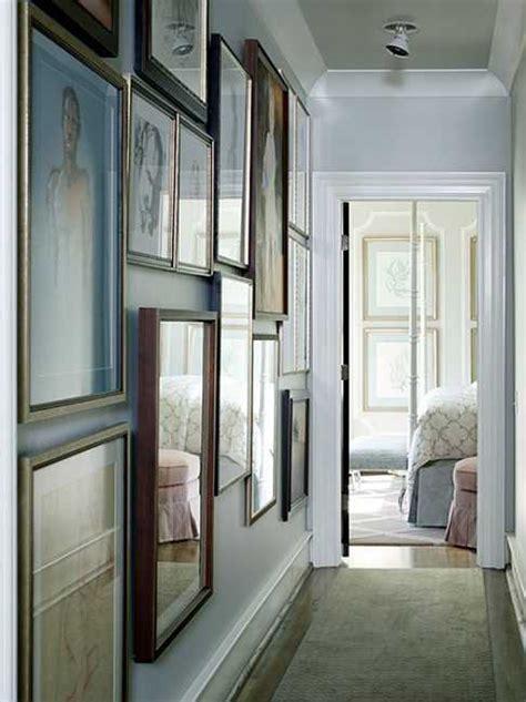 beautiful gallery walls adding personality  modern