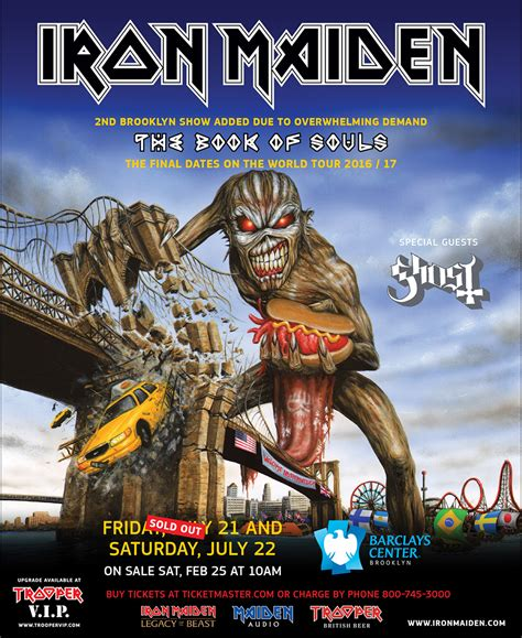 soul 30 years of fandom books iron maiden announce the last show of their epic the book