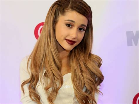 Is It True That Ariana Grande Hair Is Falling | is it true that grande hair is falling is it true that