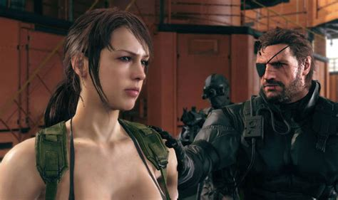 tara strong metal gear solid metal gear solid 5 konami warn fans of new phantom pain