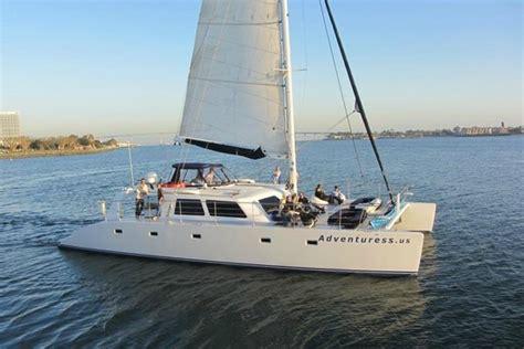 grand catamaran san diego sailing along beautiful san diego bay picture of