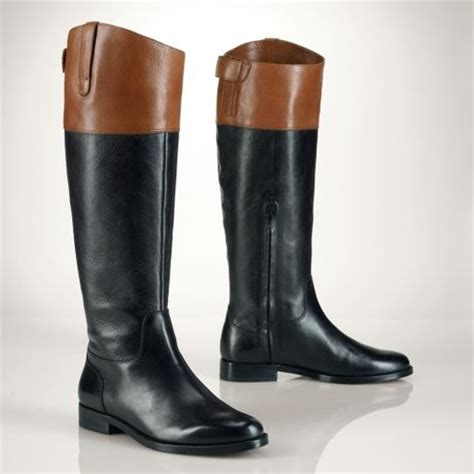 two toned boots by ralph vachetta twotone boot in