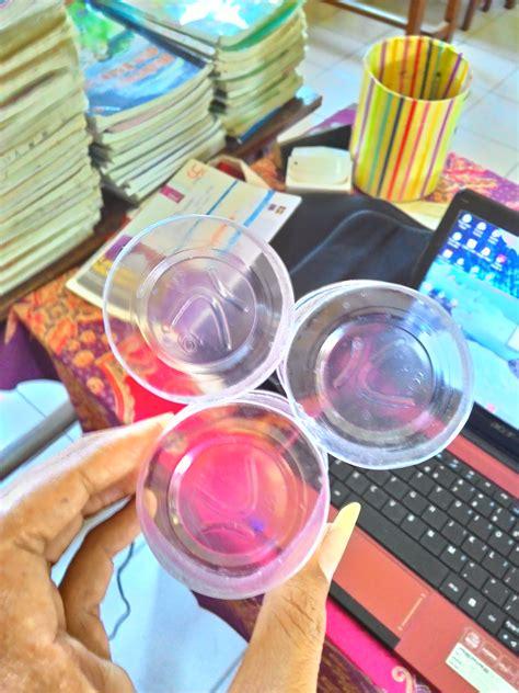 Alat Pres Gelas Plastik Bekas mencoba kreasi lion dari bahan gelas plastik bekas