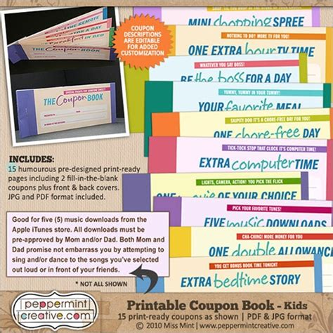 Handmade Coupons - 14 best images about handmade coupon ideas on